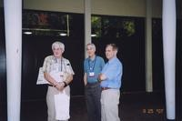 2007 Reunion--Bill Ferris, Ted Mork and Herbert Ershig