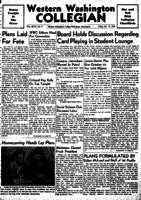 Western Washington Collegian - 1948 October 15