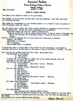 AS Board Minutes 1937-10