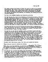 AS Board Minutes 1956-05-15