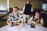 2007 Reunion--Bruce Blood and Rita Blood