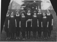 1927 Volleyball Team