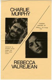 Charlie Murphy, Rebecca Valrejean