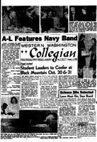 Western Washington Collegian - 1957 October 4