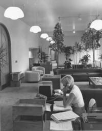 1978 Old Main: President's Office