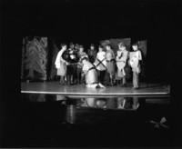 1935 Theatrical Production With Knights and Knighthood Theme