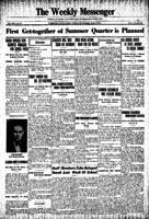 Weekly Messenger - 1925 June 19