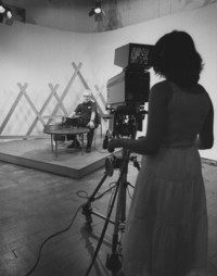 1978 Miller Hall: Television Studio