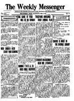 Weekly Messenger - 1918 February 2