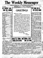 Weekly Messenger - 1918 October 12