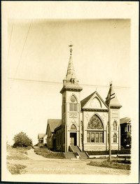 First Baptist Church, Bellingham, Washington