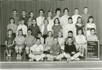 1961 Third Grade Class with Corinne Klann