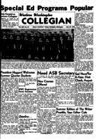 Western Washington Collegian - 1954 June 25