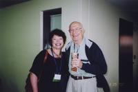 2007 Reunion--Sonja Chorba and Bob Monahan