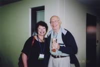 2007 Reunion--Sonja Chorba and Bob Monahan