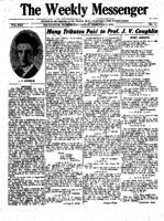 Weekly Messenger - 1923 February 2