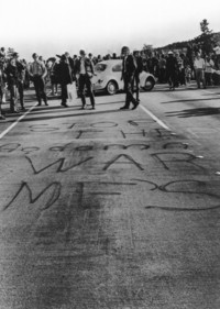 1970 Students Block Interstate 5