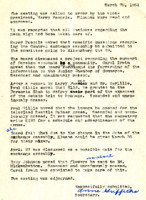 AS Board Minutes 1951-03