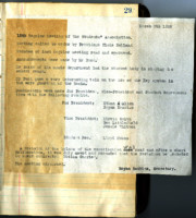 AS Board Minutes 1926-03