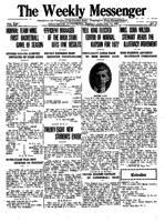 Weekly Messenger - 1922 January 13