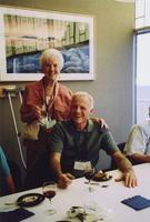2007 Reunion--June Thomas and Cecil Thomas