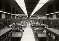 1968 Library: Reading Room