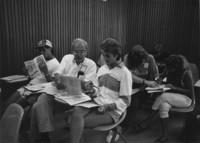 1986 Summerstart with Dr. August Radke