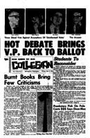 Collegian - 1964 October 9