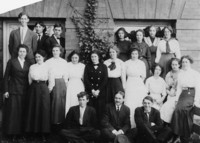 1912 Tenth Grade Class