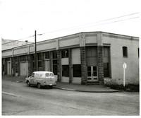 Second Post Office in Fairhaven, Washington