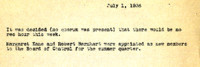 AS Board Minutes 1936-07