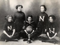 1911 the Second Years with the Kline Cup