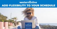 WesternOnline - General Facebook Ads - Jan 2021