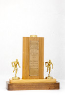 Track and Field (Men's) Trophy: Peter G Schmidt Trophy Winner, Distance Medley Relay, St. Martin's Relays, 1950