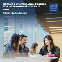 IEP Conversation Partners Instagram ad