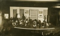1932 Fifth Grade Assembly (Colonial Life Museum)