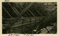 Lower Baker River dam construction 1925-07-20 4th Floor