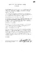 WWU Board minutes 1951 May