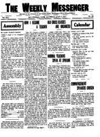Weekly Messenger - 1917 April 7