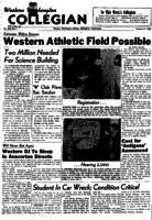 Western Washington Collegian - 1957 January 11