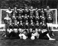 1985 Soccer Team