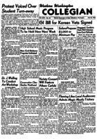 Western Washington Collegian - 1952 July 25