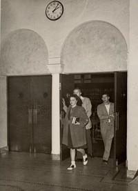 1947 Library Rotunda