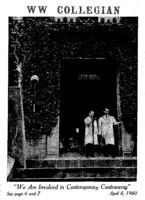 Collegian - 1960 April 8