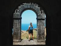 Through the Arch