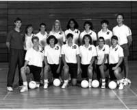 1991 Volleyball Team