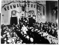 1899 Banquet at Byron Hotel