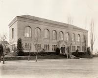 1948 Library: North Facade