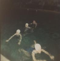 """Blue Barnacles Swim Club, """"Leaving the Pool"""""""