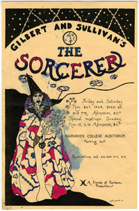 Gilbert and Sullivan's The Sorcerer